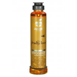 Olio massaggiante WARMING MASSAGE VANILLA 200 ML