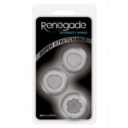RINGS FOR PENIS RENEGADE INTENSITY RINGS""