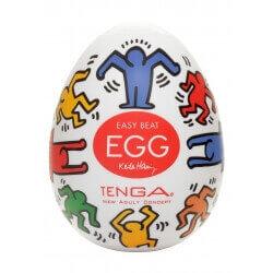 MASTURBATORE TENGA KEITH HARING EGG DANCE''