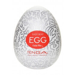 MASTURBATORE KEITH HARING EGG PARTY''