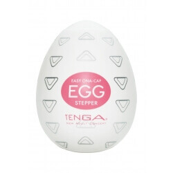 MASTURBATORE TENGA EGG STEPPER''