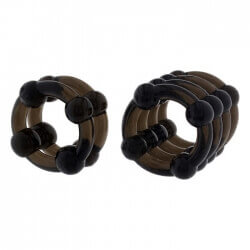 Anello per Pene Colt Enhancer Rings Smoke