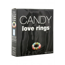 PENIS RING CARAMEL CANDY LOVE RINGS""