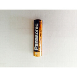 BATTERY AAA PANASONIC