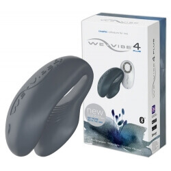 We-Vibe® 4 plus grey