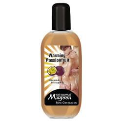 Oils passion fruit massage heating