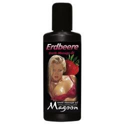 OLIO PER MASSAGGI MAGOON 50 ml Erdbeere Fragola