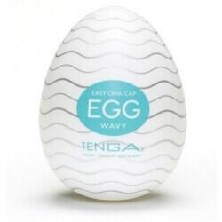 Masturbatore Tenga Egg 'Wavy'