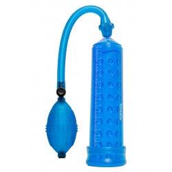 Pump of high power blue