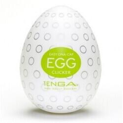 Masturbatore Tenga Egg 'Clicker'