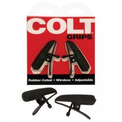 tweezers nipple stimulators with vibration colt