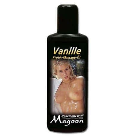 MASSAGE OIL MAGOON 'VANILLE' - 100 ML