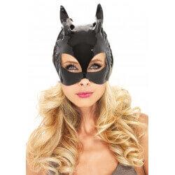 Mask cat vinyl Cat Woman