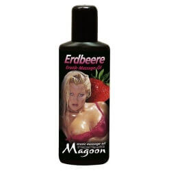 MASSAGE OIL MAGOON 'STRAWBERRY' - 100 ML