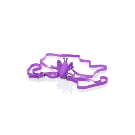 Mini vibrator wearable WIRELESS VENUS BUTTERFLY