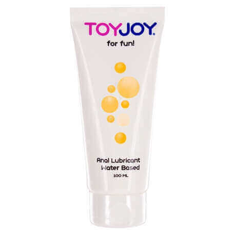 LUBRICANT ANAL TOYJOY ANAL LUBE WATERBASED 100 ML