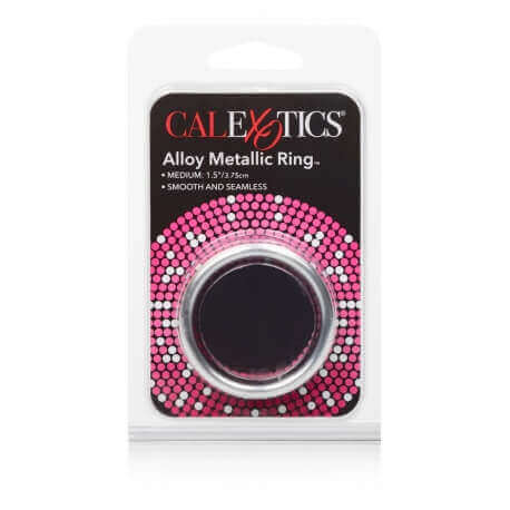 ANELLO PER PENE ALLOY METALLIC RING - MEDIUM