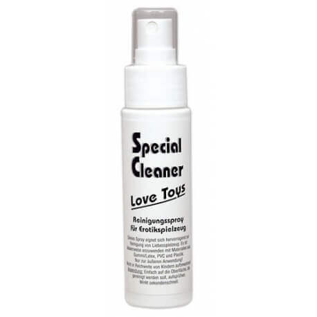 SPECIAL CLEANER LOVE TOYS ML 50