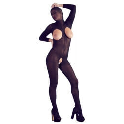 Suit Sexy Catsuit, Mask S-L
