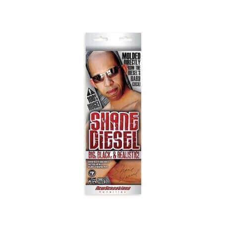 Foul Super realistic Shane Diesel Dildo 25.5 cm