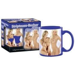 CUP STRIPBECHER GIRLS