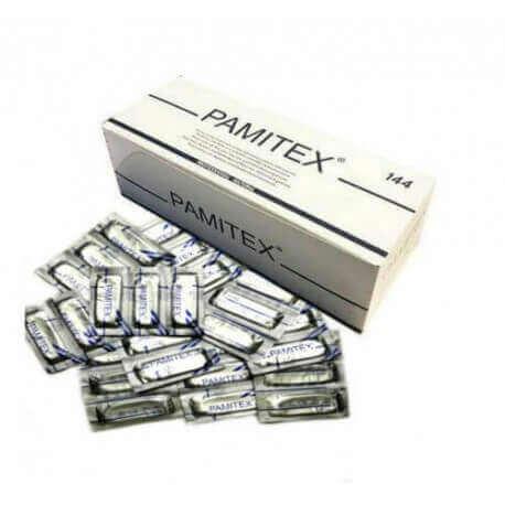 CONDOMS CONDOMS NATURAL PAMITEX Classic White CHEAP 144