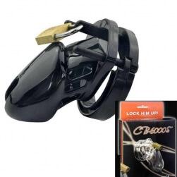 Gabbia Cintura Di Castita' CB-6000S