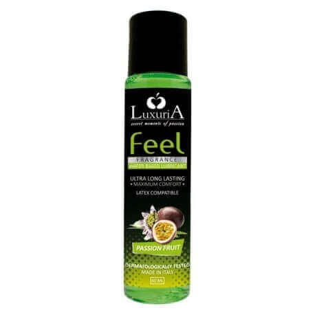 LUBRICANT LUXURIA FEEL FRAGRANCE - PASSION FRUIT - 60 ML