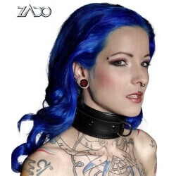 Leather Collar Zado