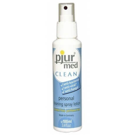 CLEANING THE TOYS, PJUR MED ENERGY' - 100 ML