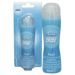 LUBRIFICANTE DUREX PLAY FEEL - 50 ML