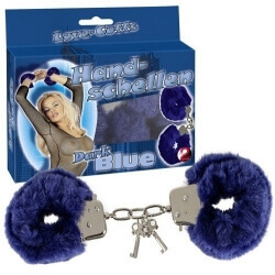 HANDCUFFS BLUE