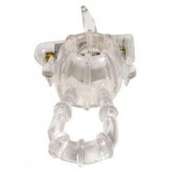 PENIS RING, BUZZ BUDDIES PLEASURE RING CLEAR