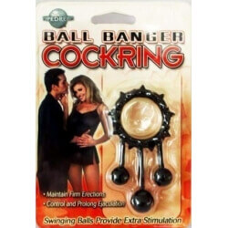 PENIS RING BALL BANGER COCK RING