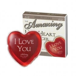MASSAGER THE AMAZING HOT HEART MASSAGER - I LOVE YOU