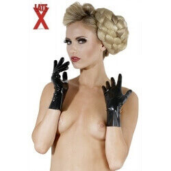 GLOVES SHORT LATEX